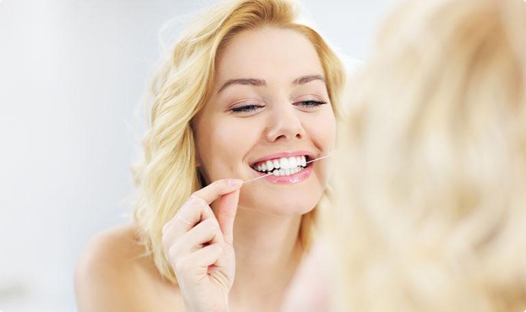 Cum folosim corect ața dentară